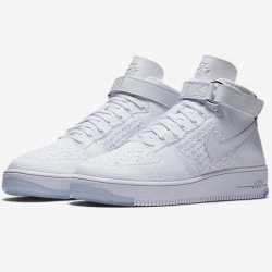 Nike Men's Air Force 1 Ultra Flyknit Shoes for $80