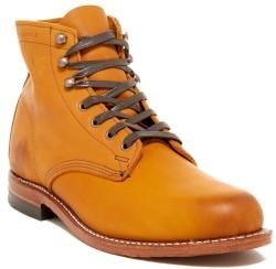 Wolverine 1000 Mile Men's Plain Toe Boots for $200