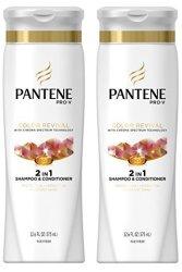 Pantene Pro-V Shampoo/Conditioner 2-Pack for $2