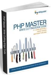 """PHP Master: Write Cutting-Edge Code"" eBook free"