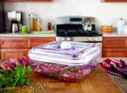 FoodSaver 2.25-Quart Quick Marinator for $12