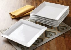 Better Homes & Gardens 6-Pc Plate Set for $17