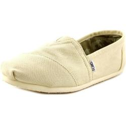 Toms Men's Classics Canvas Slip-On Shoes for $11