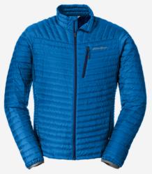 Eddie Bauer Men's MicroTherm StormDown Jacket $65