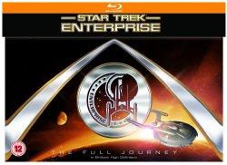 Star Trek Enterprise: Full Journey on Blu-ray $35