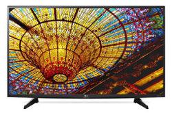 """LG 49"""" 4K IPS LED LCD HDR UHD Smart TV for $399"""