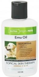 traOrigin 4-oz. Omega 3 Ultra Emu Oil for Pets $8