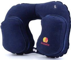 Andake Inflatable Travel Pillow