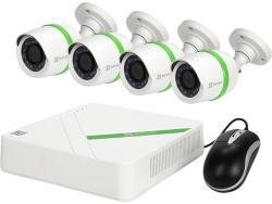 Ezviz 4-Camera 1TB DVR Surveillance System $202