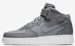 Nike Men's Air Force 1 07 Mid LV8 Shoes for $52