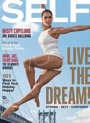 Self Magazine 1-Year Subscription for free