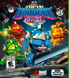Super Dungeon Bros for Xbox One: free for Gold members