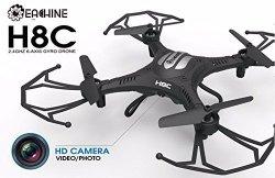 Eachine H8C Quadcopter w/ 2.0MP HD Camera