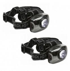 Super Bright 100-Lumen Headlamp 2-Pack for free