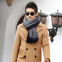 Men's Clothing Deals: A Cashmere Scarf for Cheap