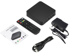 4K 3D Smart Android TV Box for $27
