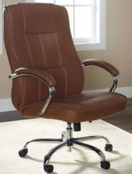 BrylaneHome Extra Wide Executive Office Chair $150