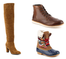 DSW Big Fall Sale: Extra 25% off