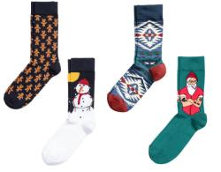 Men's Socks at H&M: Buy 2 pairs, get 3rd free