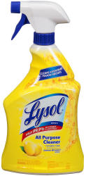 3 Lysol All Purpose Cleaners, $3 Kmart Credit $5