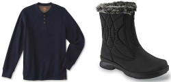Winter Apparel at Kmart: Buy 1, get 2nd free