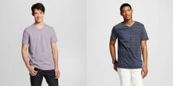 Men's Shirts at Target from $3 + free shipping