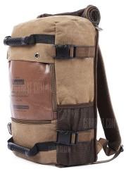 Kaukko 18-Liter Canvas Laptop Backpack for $18