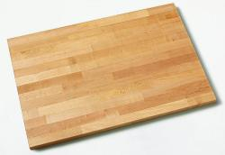 "Craftsman 26"" x 18"" Butcher Block Top for $20"