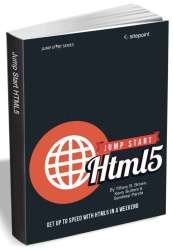 """""""Jump Start HTML5"""" eBook for free"""