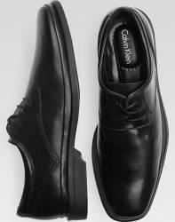 Calvin Klein Men's Buster Plain Toe Shoes for $80
