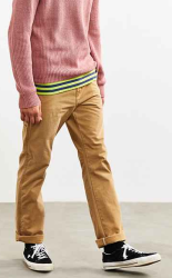 Dickies X UO Men's Slim Carpenter Pants for $10