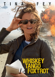 Whiskey Tango Foxtrot HD Movie Rental for $1