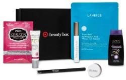 Target 7-Piece November Beauty Box for $10 + free shipping
