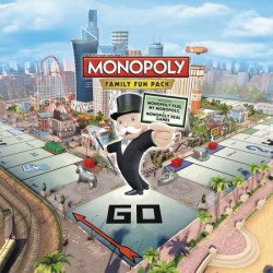 Monopoly Family Fun Pack for PlayStation 4 for $8