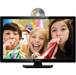 "Refurb Magnavox 32"" 720p LED HDTV / DVD Combo $193"