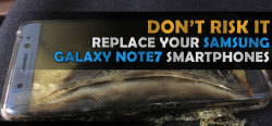 Samsung Galaxy Note7 Recall w/ up to $100 credit