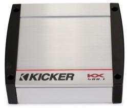 Kicker 400W Subwoofer Amplifier w/ Headphones $250