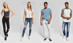 AEO Jeans: Men's for $13; women's for $18