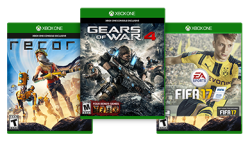 Xbox One Games at Microsoft Store from $20