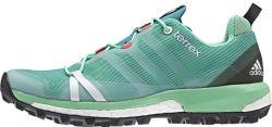 adidas Women's Outdoor Terrex Agravic Shoes $74
