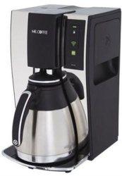 Mr. Coffee WeMo WiFi 10-Cup Coffeemaker for $70