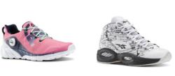 2 pairs of Reebok Kids' Shoes