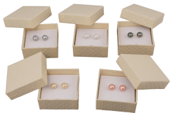 5 pairs of Honora Pearl Stud Earrings for $25