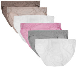 12 Fruit of the Loom Women's Briefs for $16
