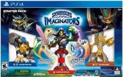 Skylanders Imaginators Starter Pack for $37