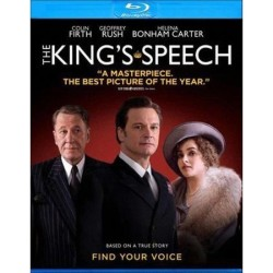 The King's Speech on Blu-ray for $4