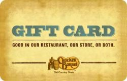Cracker Barrel Gift Cards: 30% to 32% off