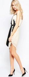 Little Mistress Women's Shift Dress for $33