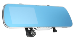 1080p Smart DVR GPS Android Rearview Mirror $73