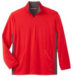 KS Sport Men's Quarter-Zip Jacket for $15